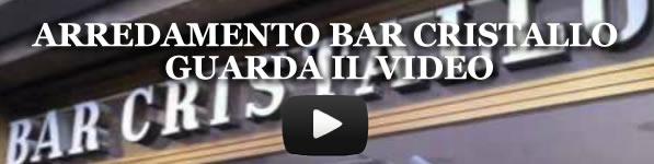 ARREDAMENTO BAR CRISTALLO GUARDA IL VIDEO