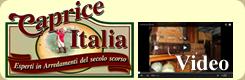 video capriceitalia